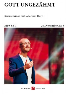 Kurzseminar mit Johannes Hartl 2018 (Download)