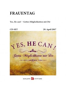 CD-Set Frauentag 2017 - Yes he can!