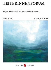 MP3-CD Leiterinnenforum 2018