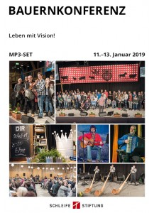 MP3-CD Plenen Bauernkonferenz 2019