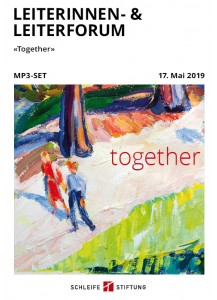 MP3-CD Leiterinnen- & Leiterforum 2019